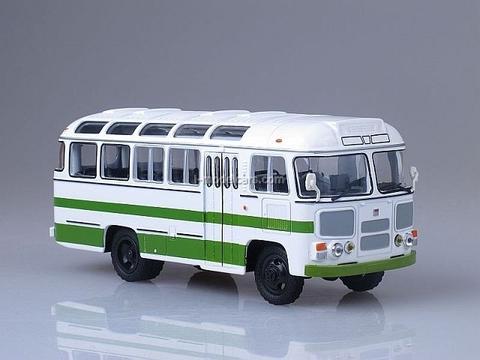 PAZ-3201 4x4 Soviet Bus 1:43