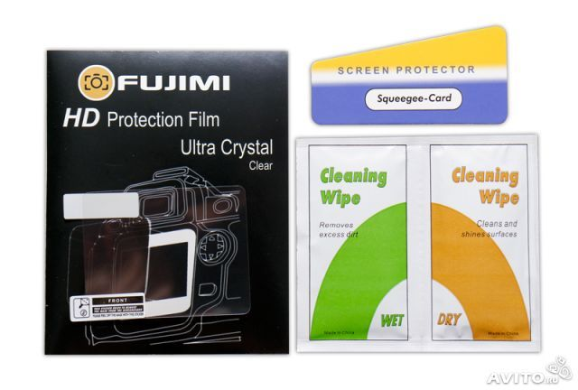 FUJIMI Мягкая защита экрана для Canon EOS 5D Mark III и совм.