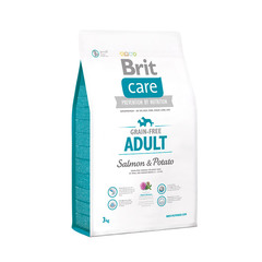 Brit Care Salmon & Potato for dog