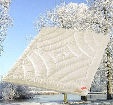 Одеяло шерстяное всесезонное 155х200 Hefel Моцарт Роял Дабл Лайт