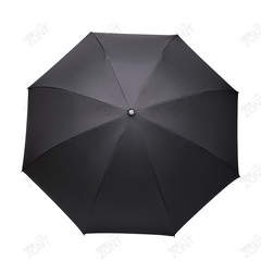 Зонт закрывающийся наоборот желтая ромашка, механика