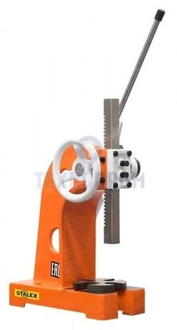 Пресс реечный Stalex RAP-3 с храповым механизмом