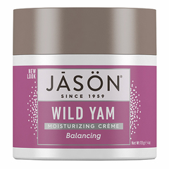 Увлажняющий крем с диким ямсом, Jason
