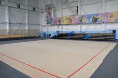 Ковер для художественной гимнастики (тренировочный) 14х14х0,010м.
