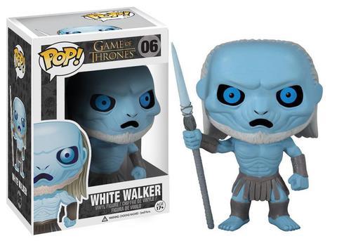 Funko POP! Vinyl: Game of Thrones: White Walker