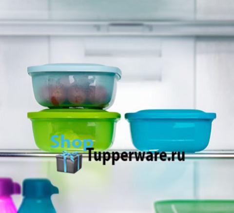контейнеры ларец прямоугольные - хранение в холодильнике