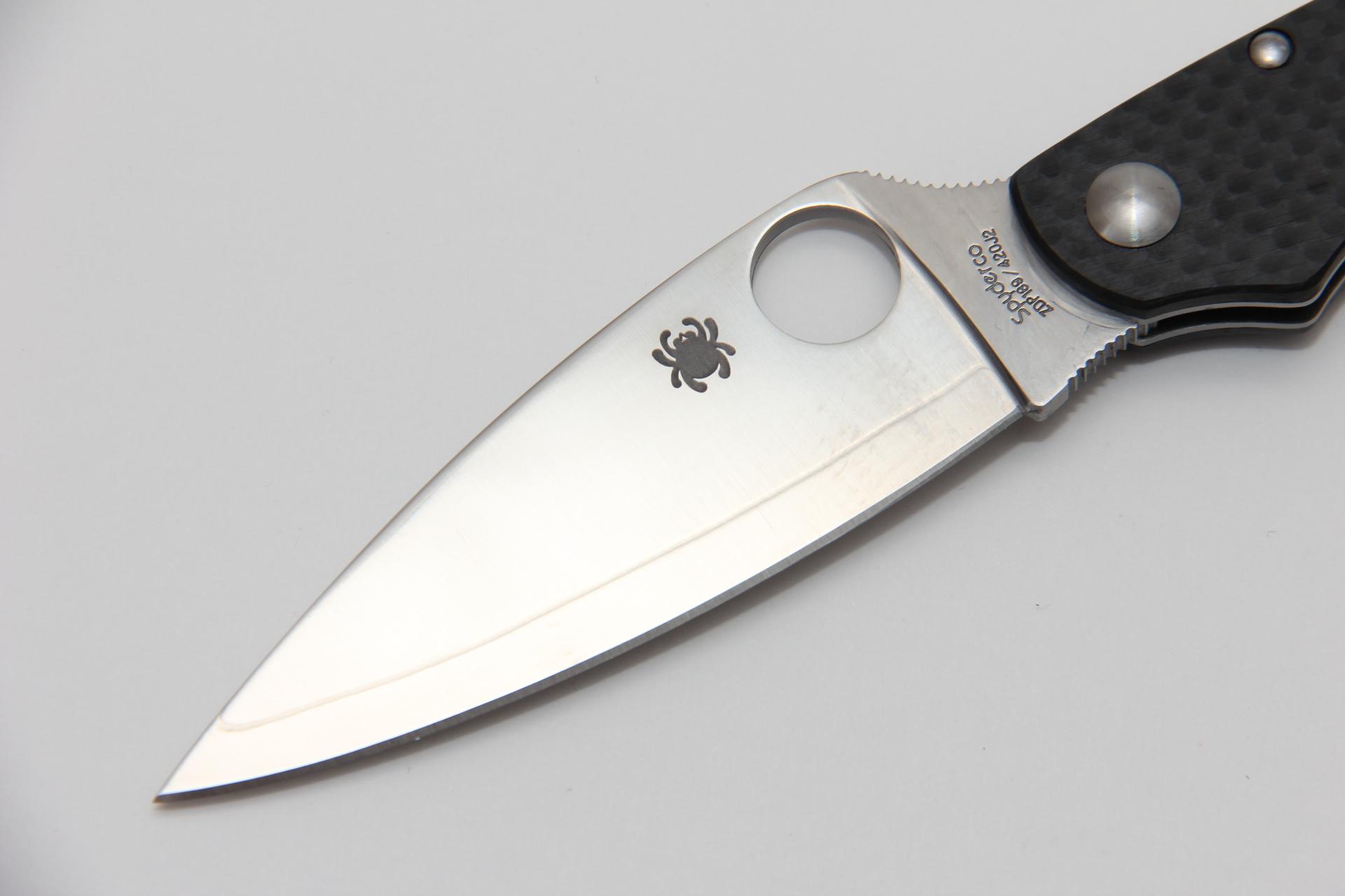 Нож Spyderco Caly 3.5 C144CFPE