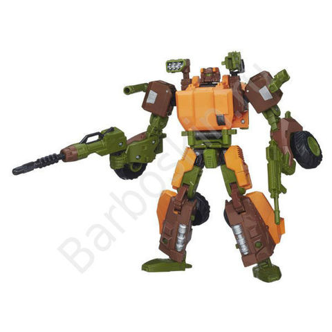 Трансформер Роудбастер - Generations Voyager Class Roadbuster Transformers, Hasbro