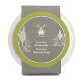 Твердое мыло для бритья MUEHLE в фарфоровой чаше, Алоэ Вера, 65 гр (RN 2 AV)