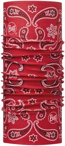 Многофункциональная бандана-трансформер Buff Cashmere Red