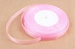 Лента тканная органза 12мм*50Y Розовый F014-39/1005