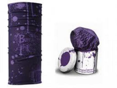 Многофункциональная бандана-труба Buff Violet