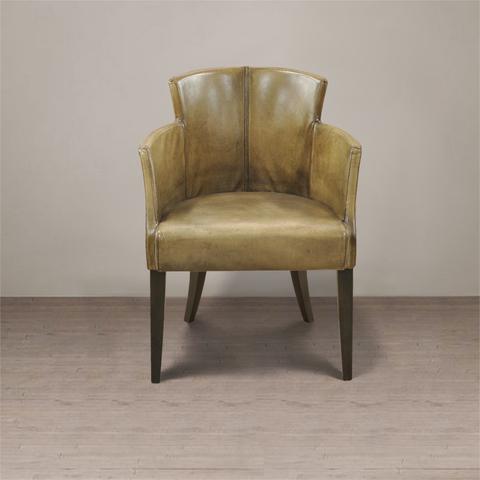 Кресло Roomers Бергамо Олив
