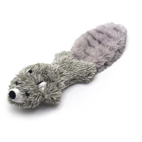 NEMS игрушка для собак зверек с 2 пищалками 22см