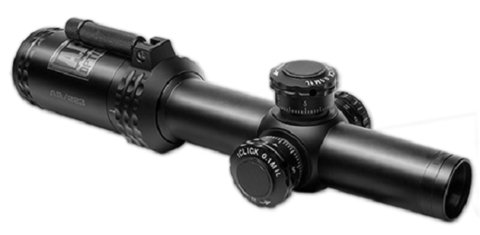 ПРИЦЕЛ BUSHNELL AR OPTICS 1-4X24, СЕТКА BTR, AR91424I