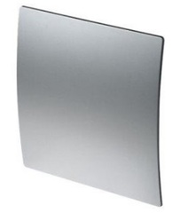 Awenta PET100 Escudo (Пластик, Серебро) Лицевая панель-решетка