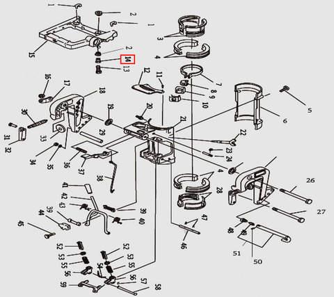 Трубка для лодочного мотора T9.8 Sea-PRO (11-14)