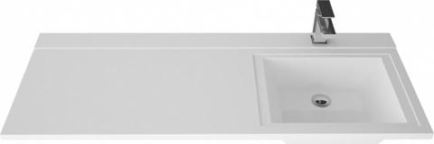 Мебельная раковина Космос 120 R