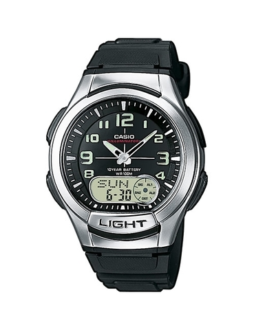Часы мужские Casio AQ-180W-1BVES Casio Collection