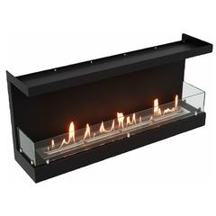 Встраиваемый биокамин Lux Fire Фронтальный 1040 S