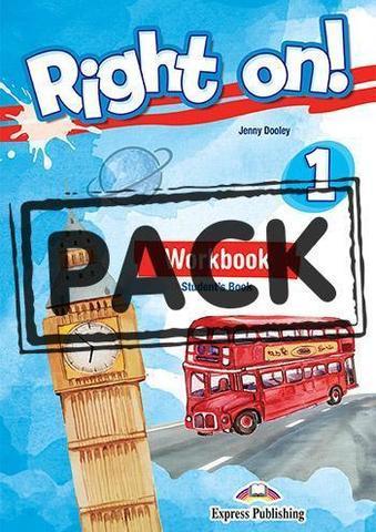 Right on! 1. Workbook (with Digibook app). Рабочая тетрадь (с ссылкой на электронное приложение)