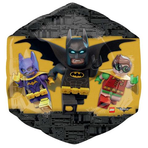 Лего Бэтмен (Гексаэдр)