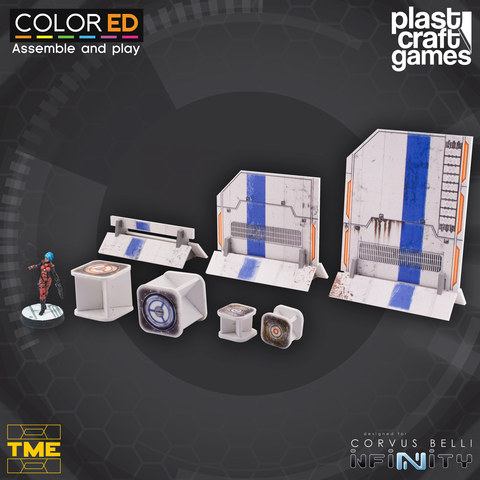 TME Prop Set - ColorED