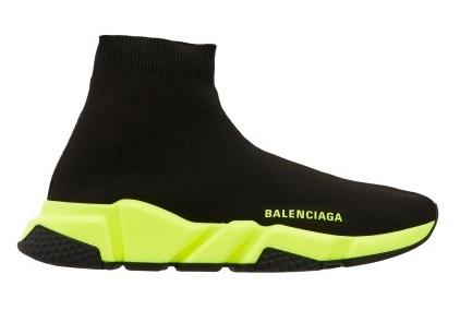 Balenciaga Speed Trainer Black/Neon