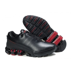 Adidas Porsche Design Black Red Leather