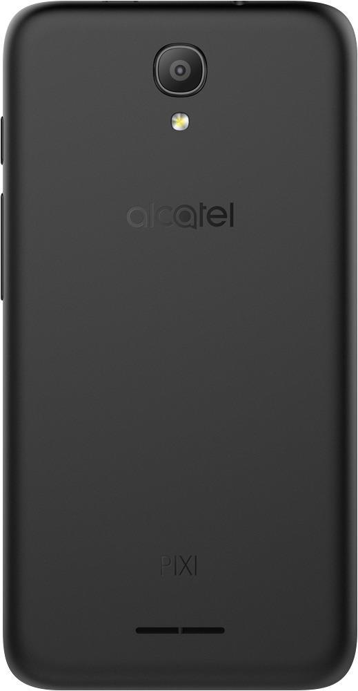 Смартфон Alcatel Pixi 4 (5) 5010D Volcano Black