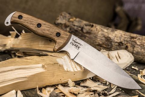 Туристический нож Shark AUS-8