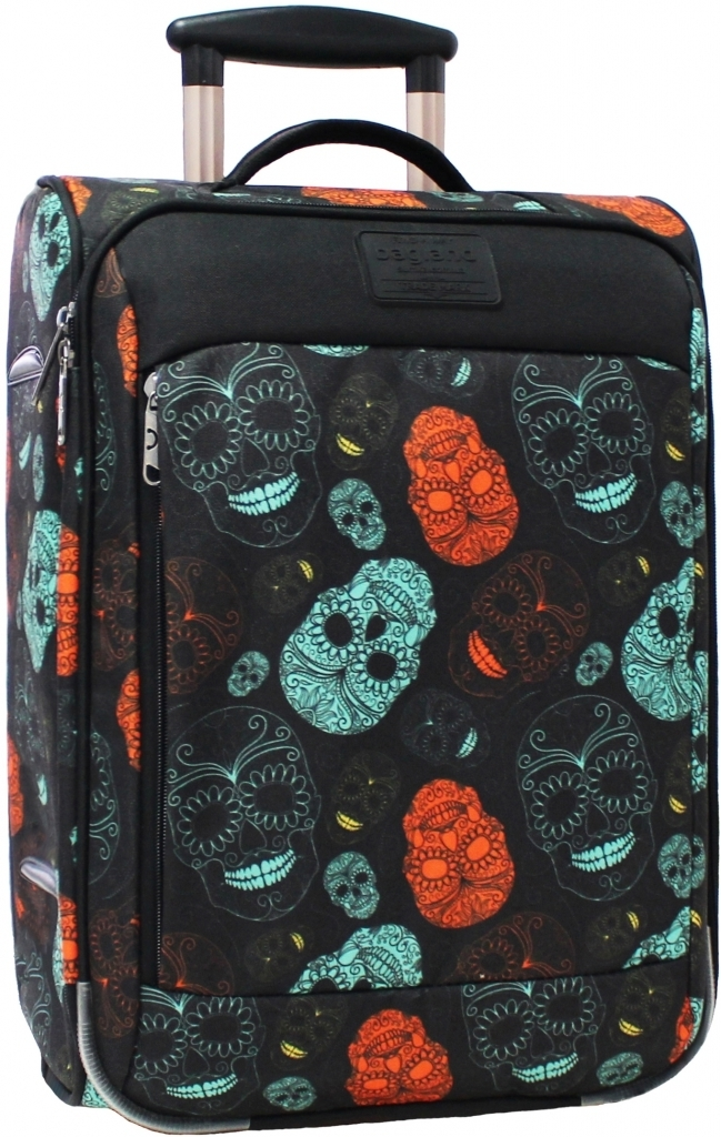 Дорожные чемоданы Чемодан Bagland Vichenzo 32 л. сублимация (черепа) (0037666194) b025ccf8736e4167de9c5f6366ee5e9e.JPG
