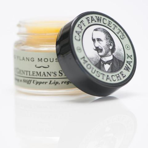 Captain Fawcett Ylang Ylang Moustache Wax Воск для усов 15 мл