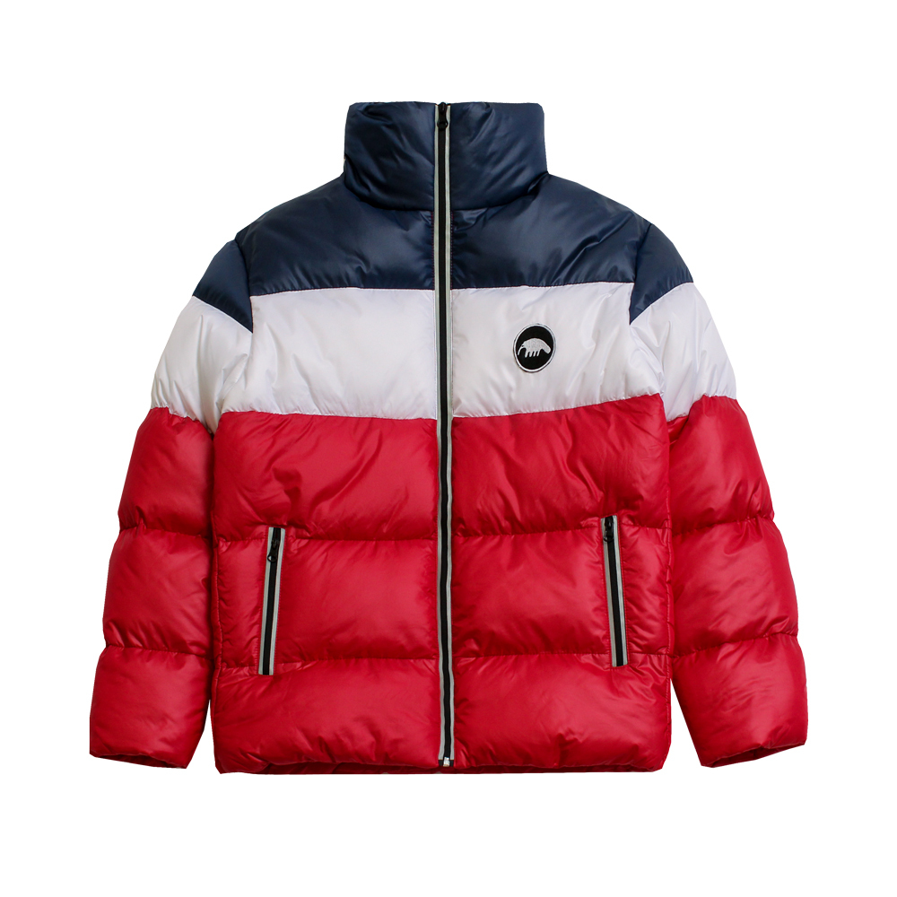Куртка Anteater Downjacket Combo/Red
