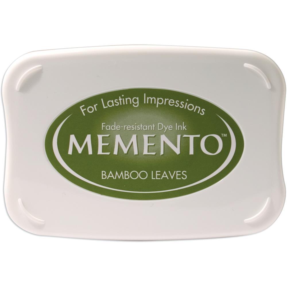 Штемпельная подушечка MEMENTO - Bamboo Leaves