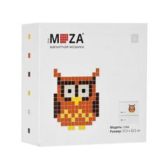 Мозаика магнитная Moza Сова 152 элемента Melompo