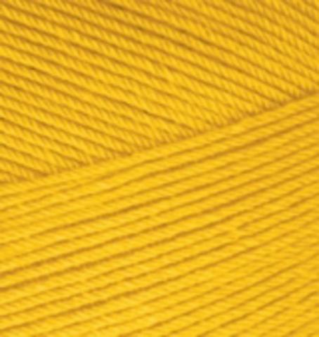 Alize Forever 488 Темно-желтый цвет, фото