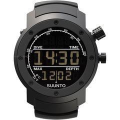 Наручные часы Suunto Elementum Aqua black rubber SS014528000
