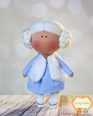 Кукла Ляля. Коллекция La Petite.