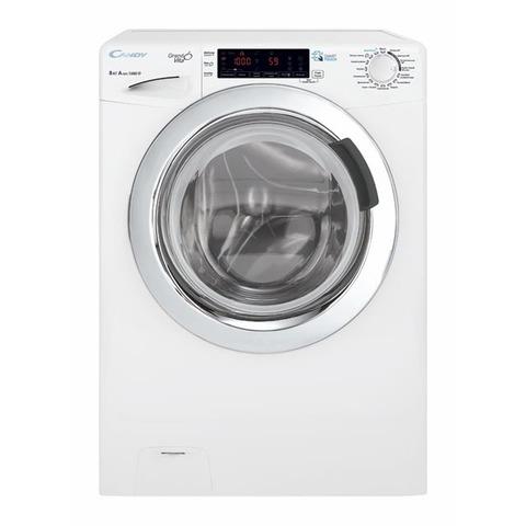 Узкая стиральная машина Candy GrandO Vita Smart GVS44138TWHC-07
