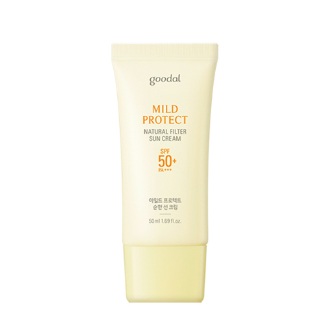 Солнцезащитное средство Goodal Mild Protect Natural Filter Sun Cream 50ml