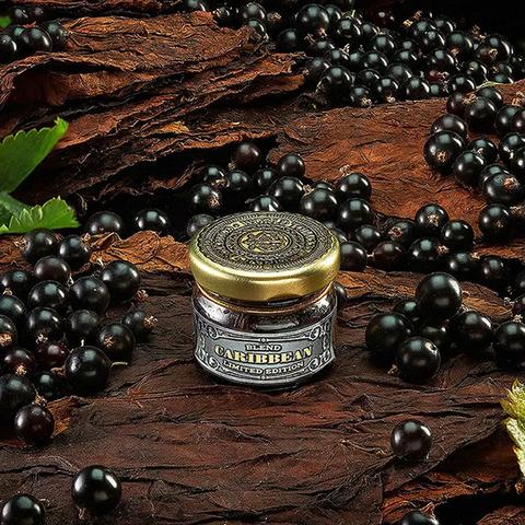 Табак WTO Caribbean Blend Black Currant (ВТО Карибский Бленд Черная смородина) 20 г