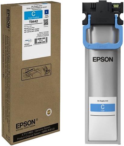 Epson C13T944240  - контейнер с голубыми чернилами (3000 страниц)