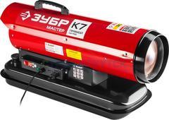 Пушка дизельная прямого нагрева, дисплей, К7 ДП-К7-30000-Д