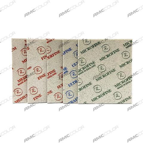RoxelPro Абразивная губка Softback 140 x 115мм, Micro Fine