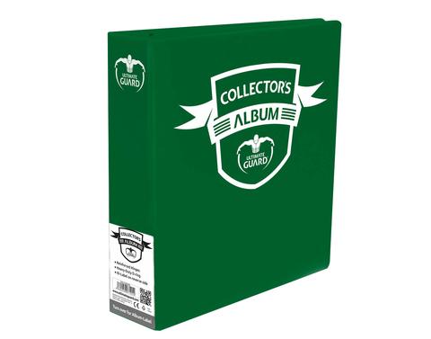 Ultimate Guard - Зеленая папка для листов (3х3)