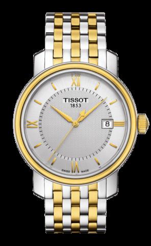 Купить Наручные часы Tissot Bridgeport T097.410.22.038.00 по доступной цене