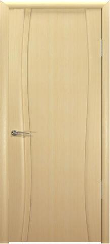 Дверь Океан Буревестник-1 , цвет беленый дуб, глухая