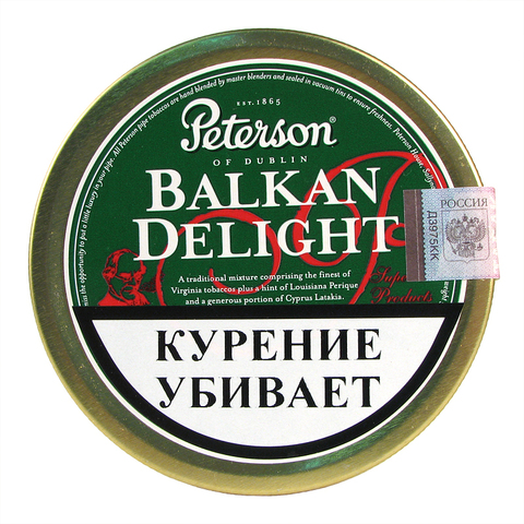 Табак Peterson Balkan Delight (50 гр)