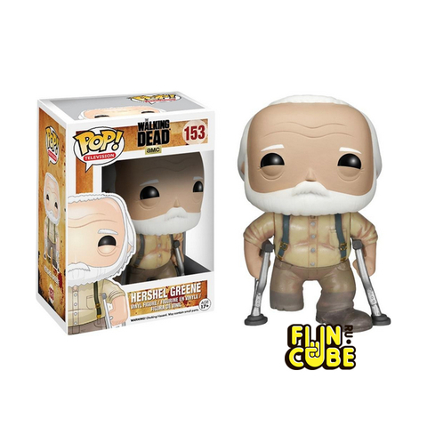 Funko Walking Dead Hershel
